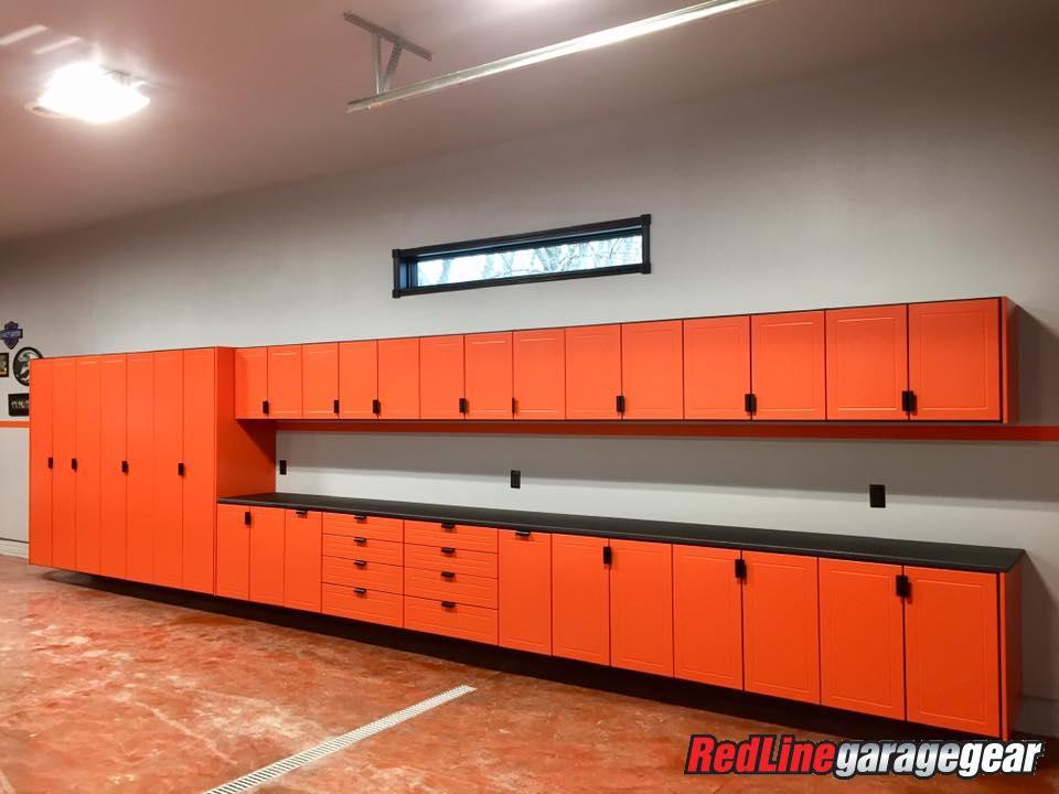 orange garage system